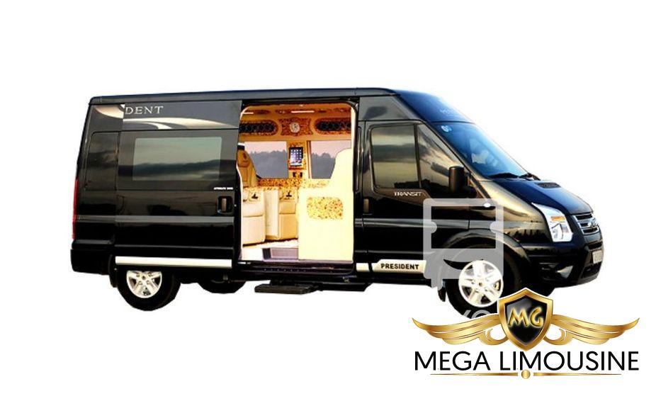 Xe limousine Hà Nội Thanh Hóa cùng nhà xe Tấn Lợi