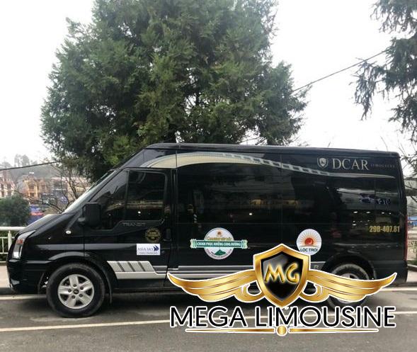 Xe limousine Hà Nội Ninh Bình