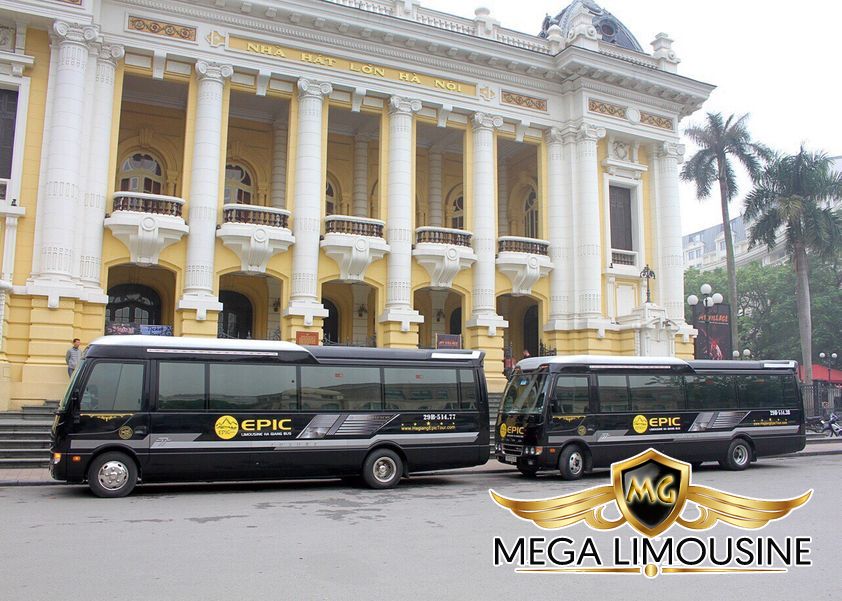 Xe limousine đi Hà Giang đời mới