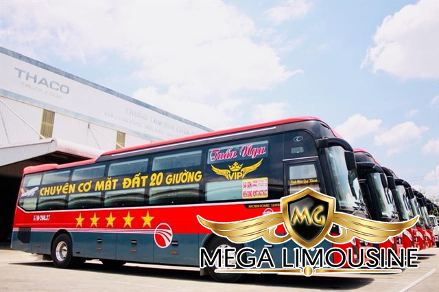 Limousine Tuấn Nga là một trong những nhà xe uy tín lâu năm tuyến Rạch Giá - Sài Gòn