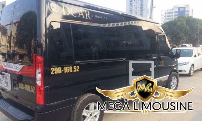 Quang Giang xe limousine đi Hà Giang