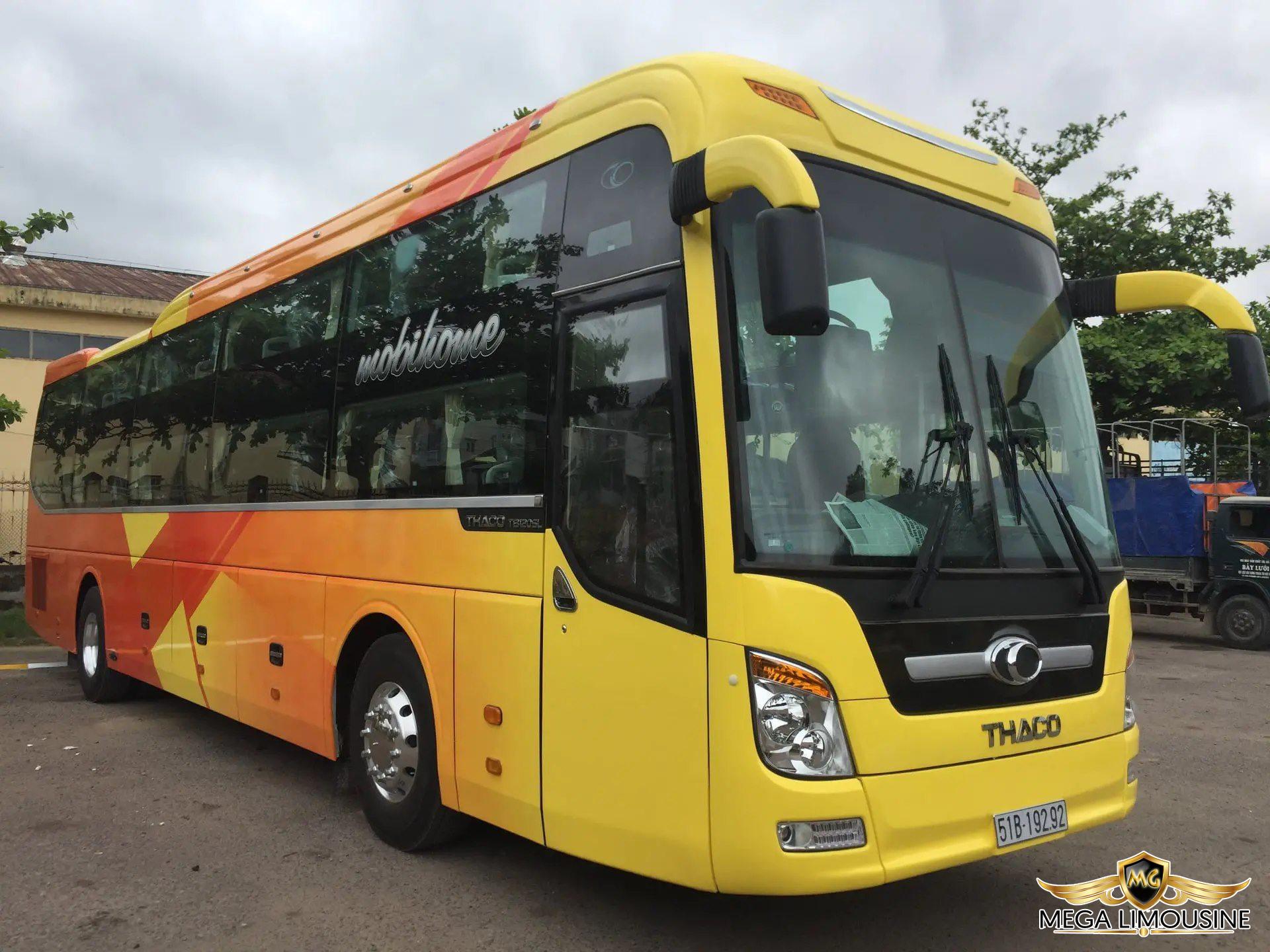 Xe Sài Gòn đi Quy Nhơn - Hãng xe An Phú Busline
