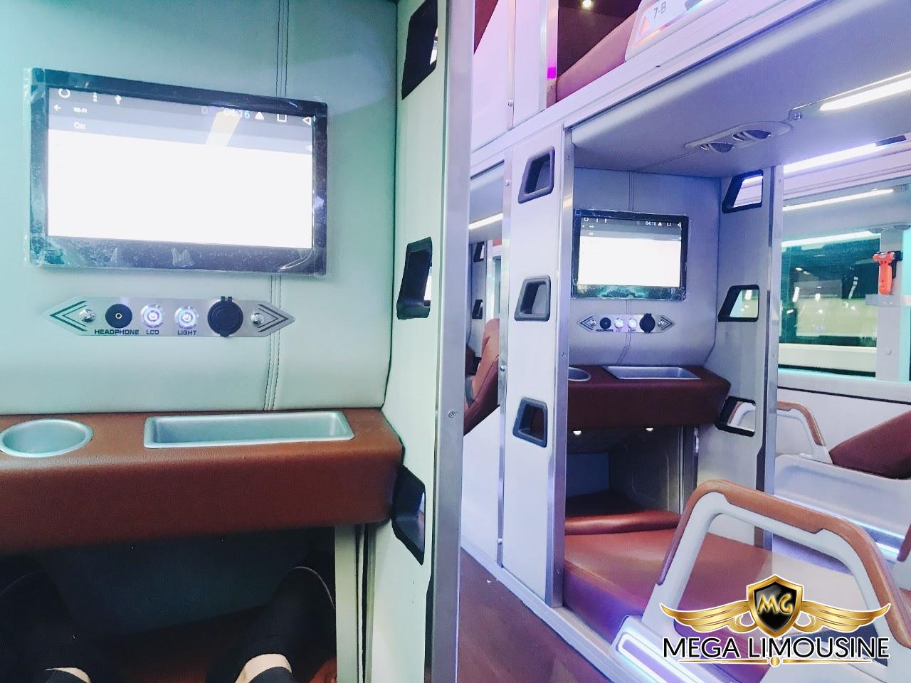 Hãng xe Thanh Thủy - Xe Sài Gòn đi Quy Nhơn