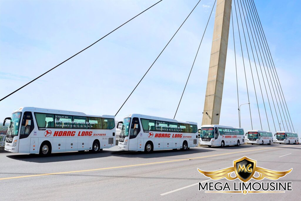 Xe Sài Gòn Huế - Hãng xe Hoàng Long