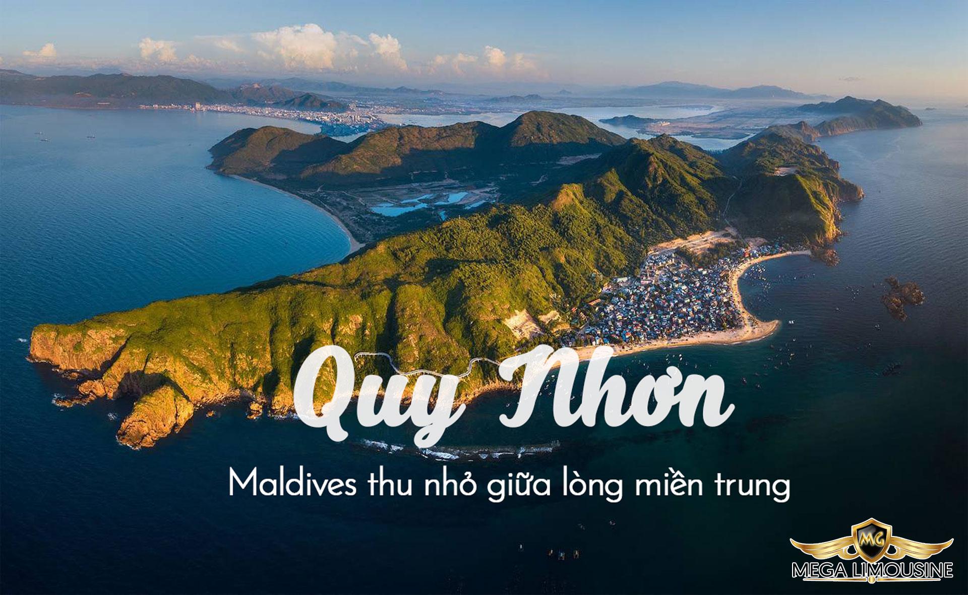 Xe Sài Gòn đi Quy Nhơn - Quy Nhơn đẹp đến mê hồn !