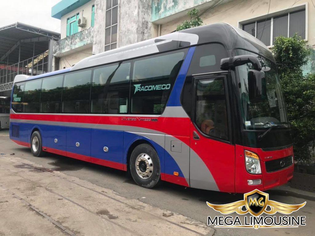 Hãng xe Chơn Mỹ Limousine - Xe Sài Gòn đi Quy Nhơn