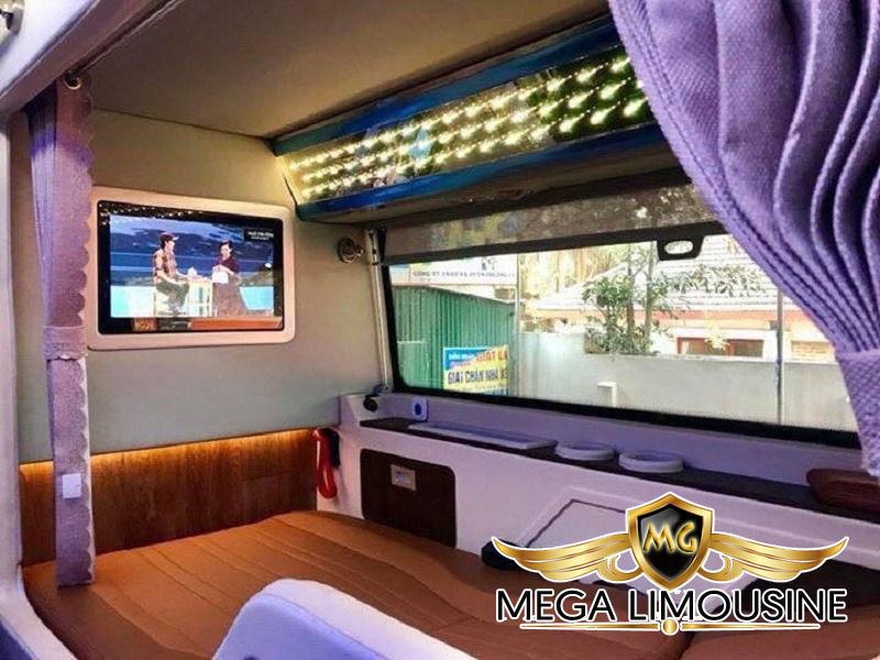 Xe Sài Gòn đi Đăk Lăk - Xe Đức Minh limousine