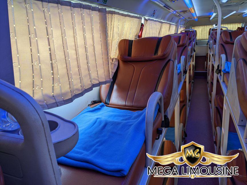 Xe Sài Gòn đi Quảng Ngãi - Hãng xe Lượng Triều