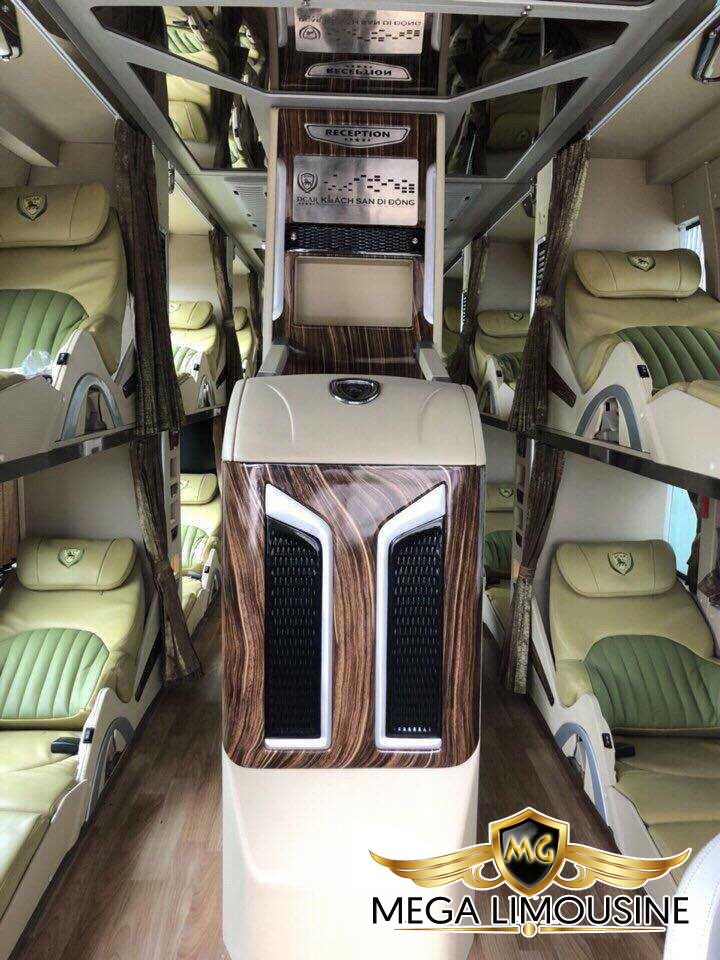 Xe Sài Gòn đi Quảng Ngãi - Hãng xe Thanh Thủy Limousine