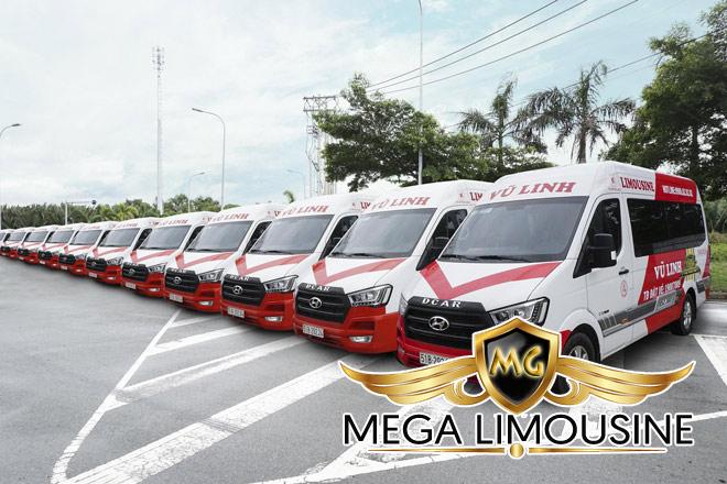 Xe Sài Gòn Cần Thơ - Hãng xe Vũ Linh Limousine