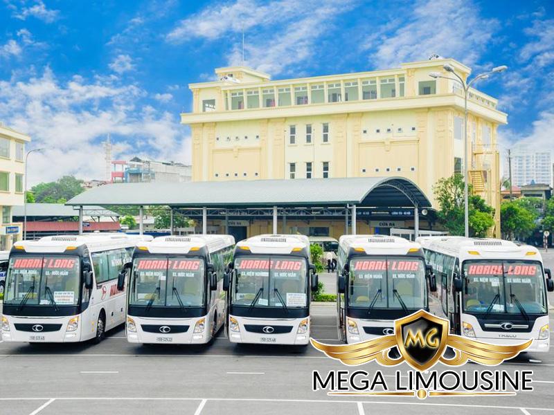 Xe Sài Gòn đi Quảng Ngãi - Hãng xe Hoàng Long