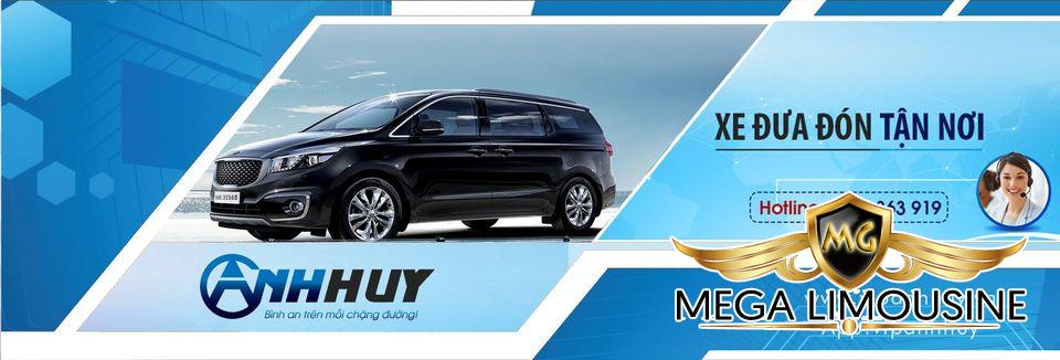 Anh Huy VIP Limousine- Xe Hà Nội Nam Định