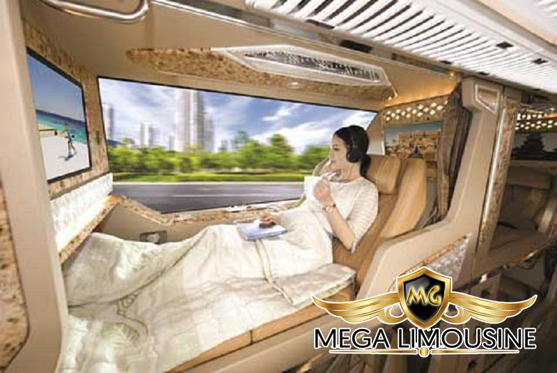 Hãng xe Cúc Tùng Limousine - Xe Đà Nẵng Nha Trang