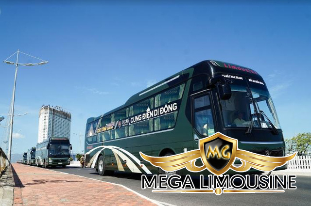 Hãng xe Cúc Tùng Limousine - Xe Đà Nẵng Quy Nhơn