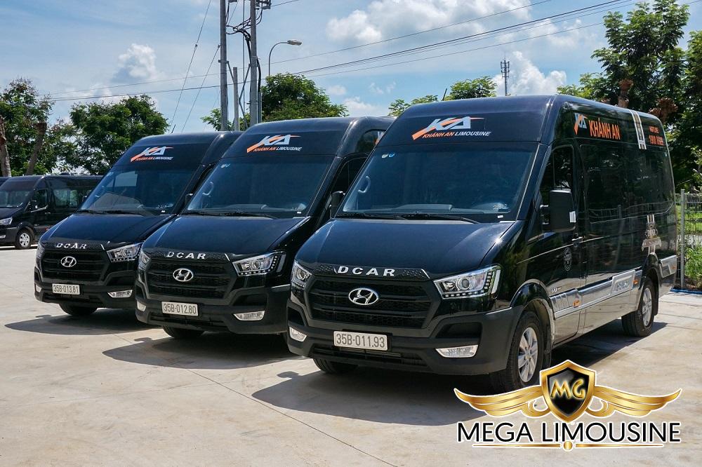 Hãng Xe Khánh An Limousine - Xe Hà Nội Nam Định