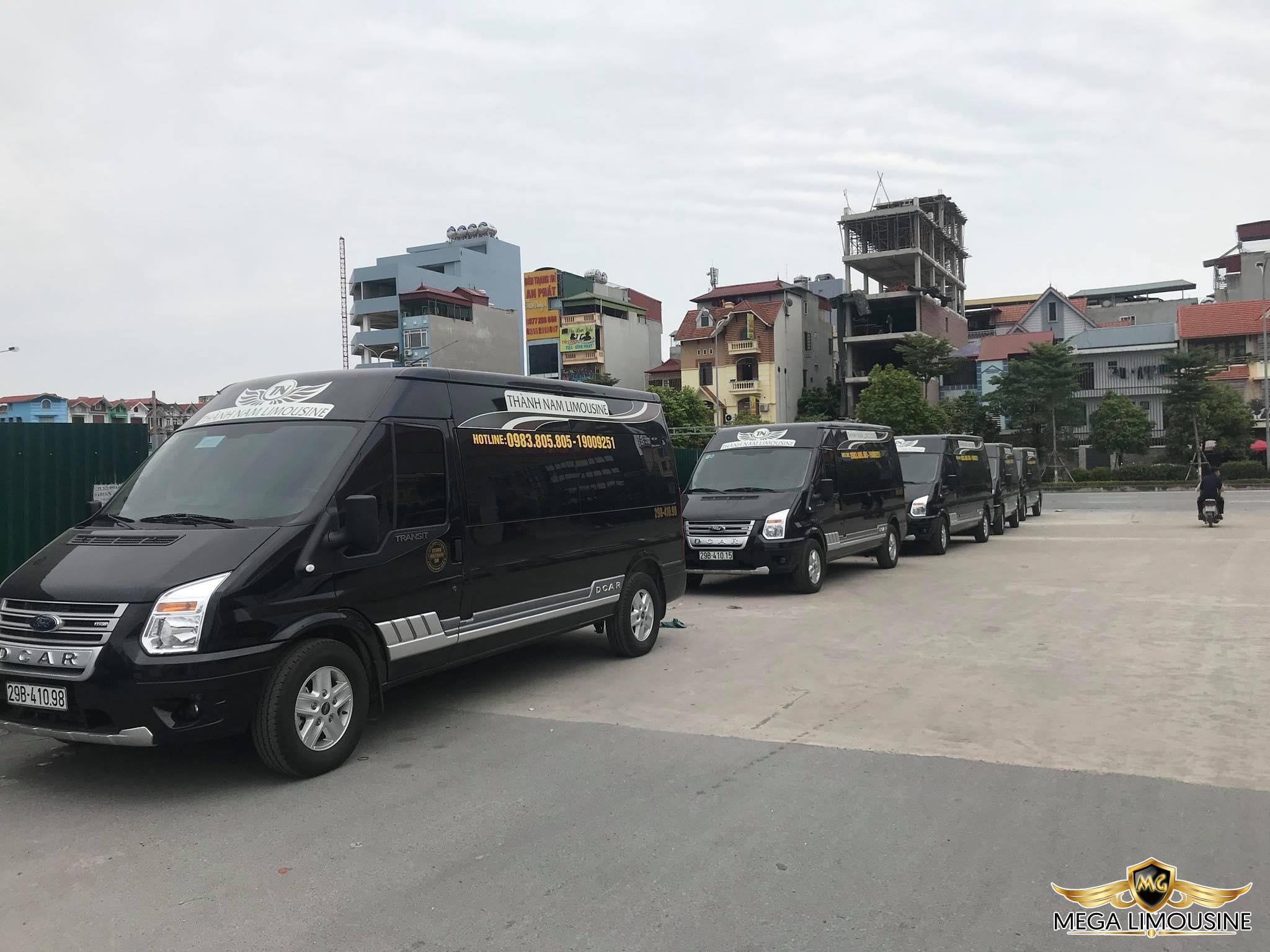 Hãng Xe Thành Nam Limousine - Xe Hà Nội Nam Định VIP