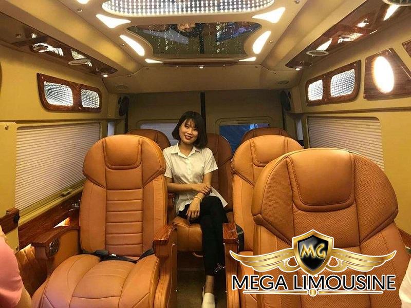 Xe Hà Nội Bắc Giang - Green limousine
