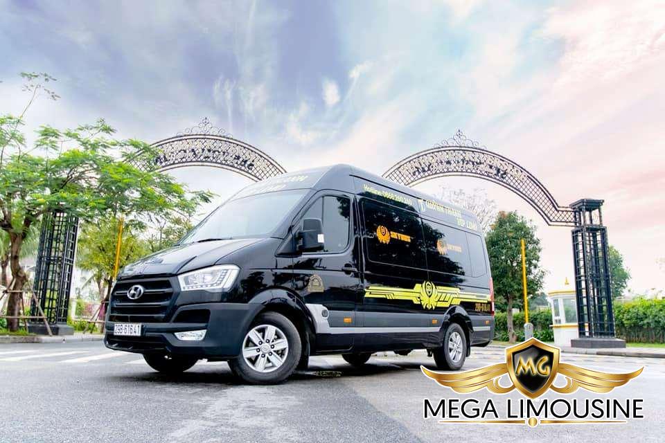 Xe Hà Nội Bắc Giang - Limousine VIP Quỳnh Thanh
