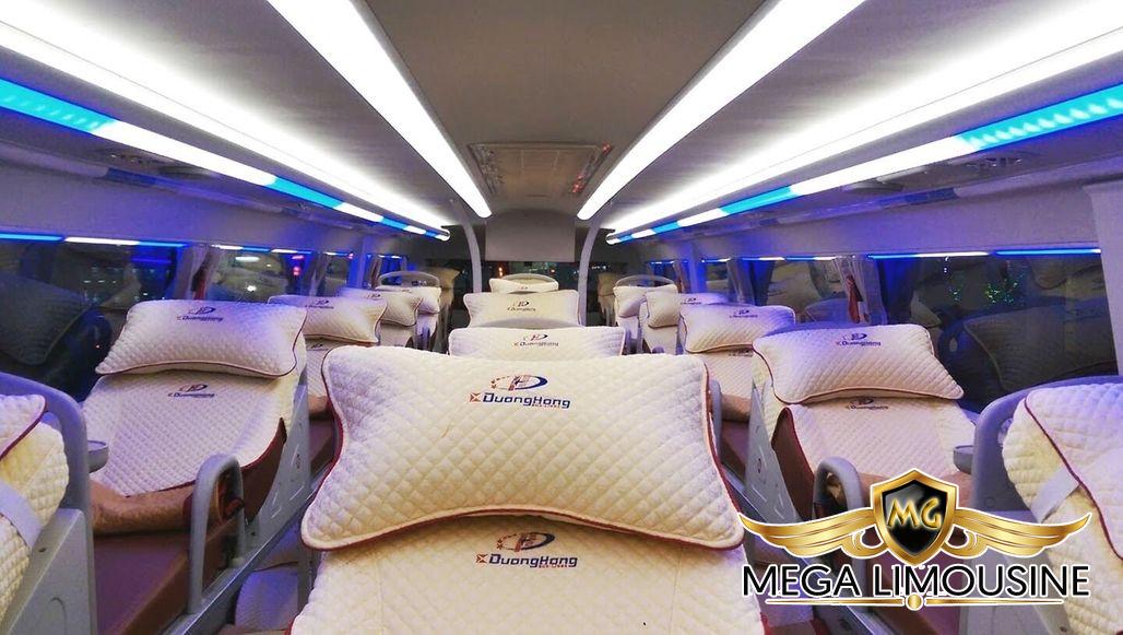 Hãng xe Tân Dương Hồng - Xe Đà Nẵng Quy Nhơn giường nằm chất lượng cao