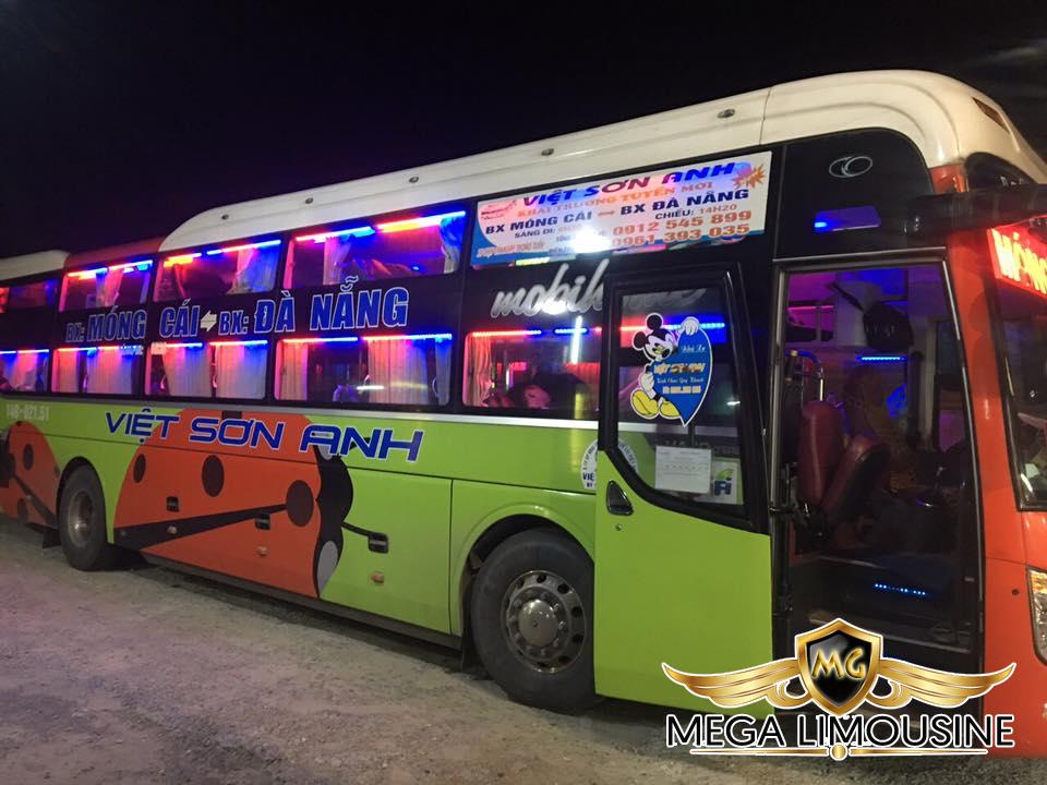 Hãng xe Việt Anh Sơn - Xe Đà Nẵng Quảng Trị