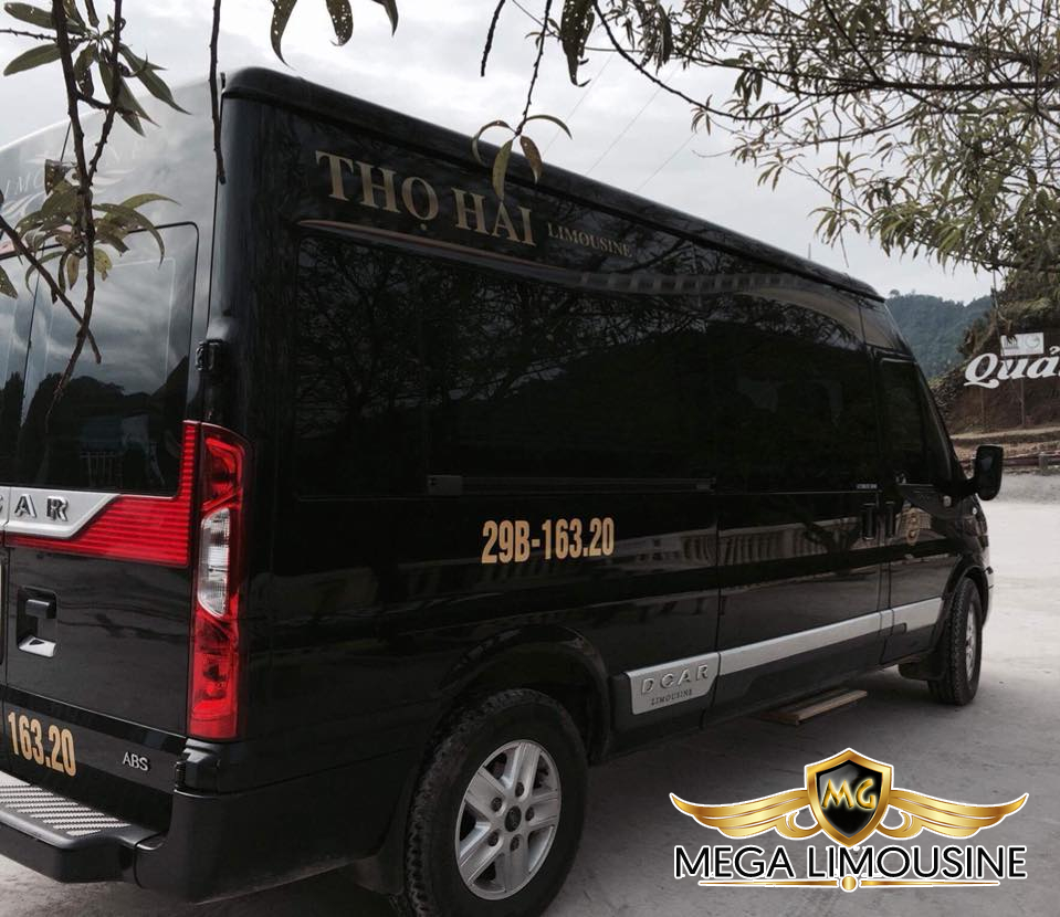 Xe Hà Nội Bắc Giang - Xe Thọ Hải Limousine
