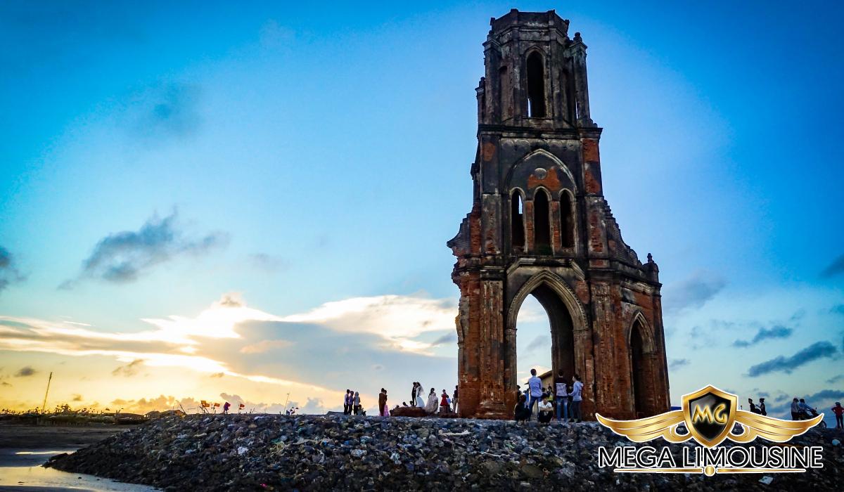 Xe Hà Nội Nam Định - Nhà thờ cổ ở Nam Định
