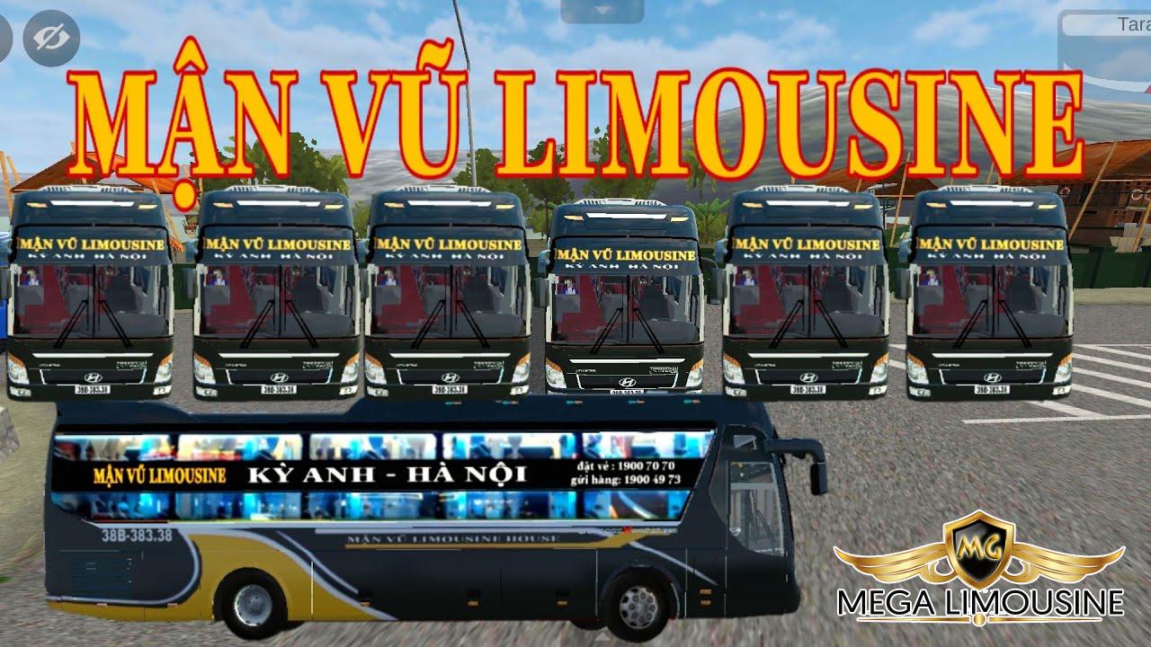 Xe Hà Nội Hà Tĩnh - Hãng xe Mận Vũ - Một trong những hãng xe TOP đầu của tuyến