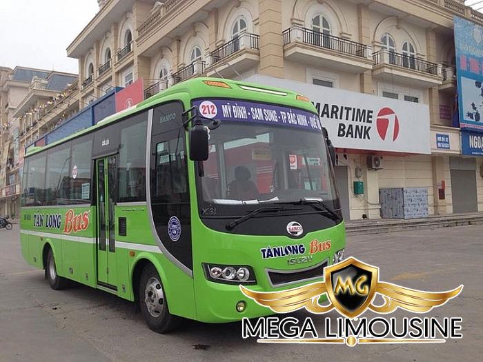 Xe Hà Nội Bắc Giang - Xe khách Tân Long