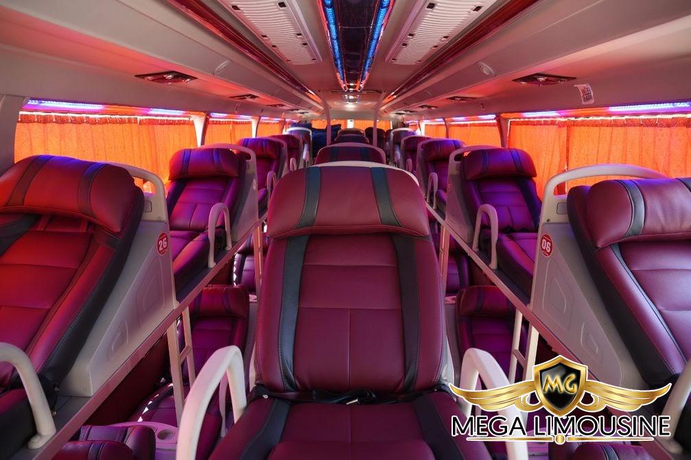 Hãng xe Quý Thảo - Xe Đà Nẵng Quy Nhơn giường nằm cao cấp