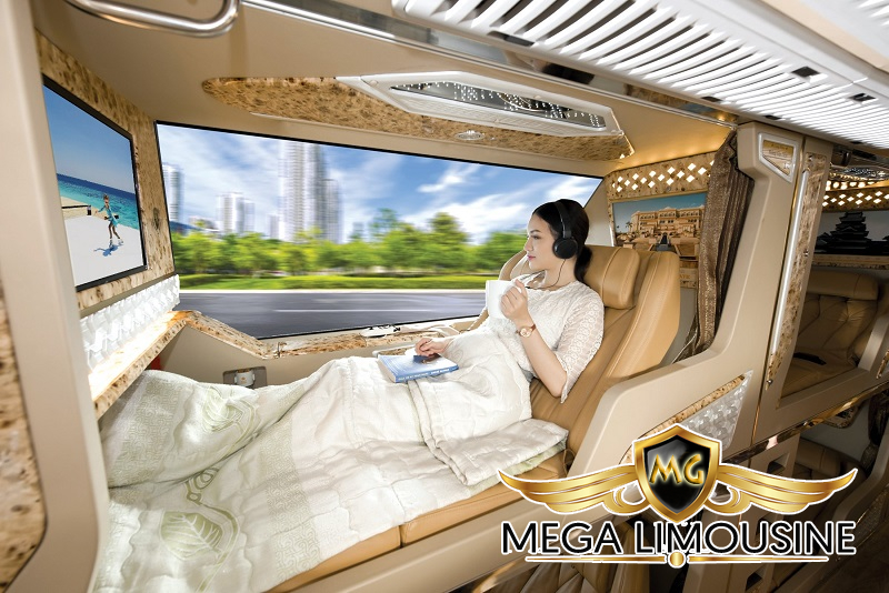 Hãng xe Cúc Tùng - Xe Đà Nẵng Tam Kỳ - Xe VIP 22 Phòng