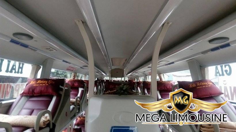 Hãng xe Hải Hoàng Gia - Xe Đà Nẵng Vinh chất lượng cao