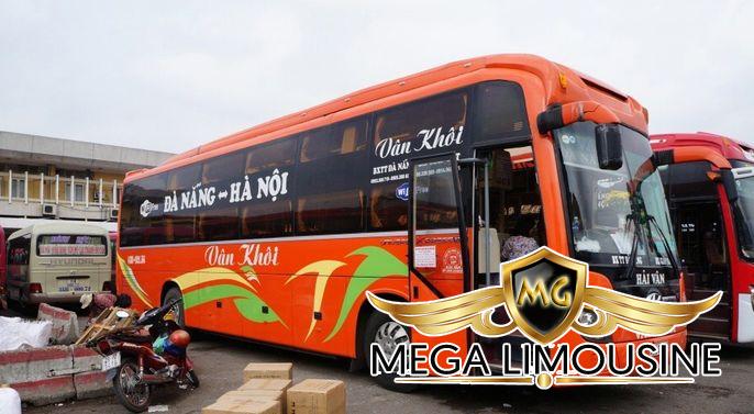Hãng xe Vân Khôi - Xe Đà Nẵng Vinh chất lượng cao