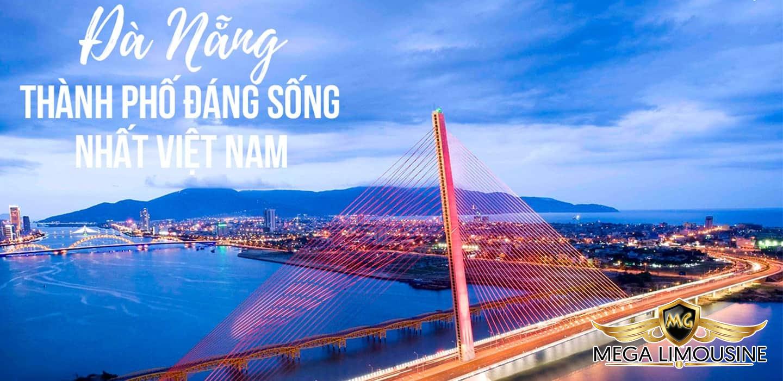 Xe Đà Nẵng Vinh - Thành phố Đà Nẵng kiêu Sa